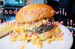 Food Is NOT Evil