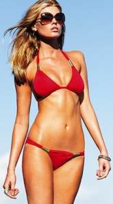 Red VS Bikini
