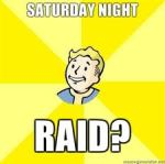 Saturday Night--Raid?