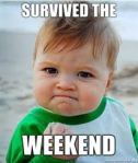 Survived The Weekend