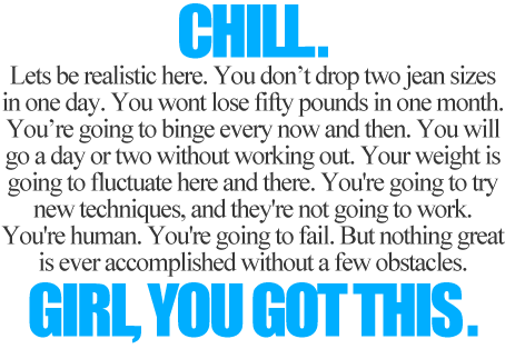 CHILL - Girl, You Got This
