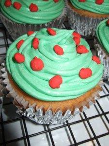 Apple Pie SURPRISE! Cupcakes