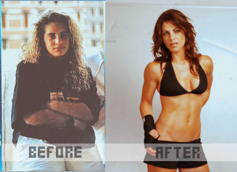 Jillian: Before And After