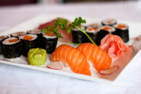 Food porn Sushi