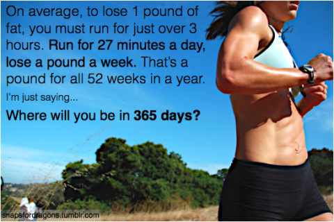 Run 27 Minutes A Day